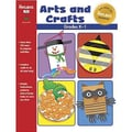 The Mailbox Books® Best of The Mailbox Books Arts and Crafts Activity Book, Grades Kindergarten - 1