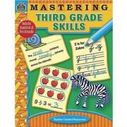 Teacher Created Resources® Mastering Third Grades Skills Book, Grades 3rd