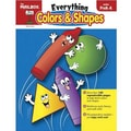 The Mailbox Books® Arts and Crafts Activity Book, Everything Colors and Shapes, Grades Pre K - K