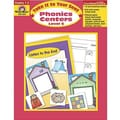 Evan-Moor® Take It To Your Seat Phonics Centers Teacher Resource Book, Grades 1st - 2nd