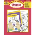 Evan-Moor® Take It To Your Seat Phonics Centers Teacher Resource Book, Grades 2nd - 3rd