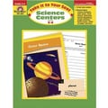 Evan-Moor® Science Resource Book, Grades 3rd - 4th