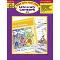 Evan-Moor® Take It To Your Seat Literacy Centers Teacher Resource Book, Grades 2nd - 3rd
