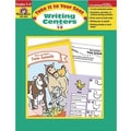 Evan-Moor® Take It To Your Seat Writing Centers Book, Grades 1st - 2nd