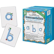 Key Education Publishing® Touch and Trace Card, Lowercase Letters, Grades 1st - 3rd