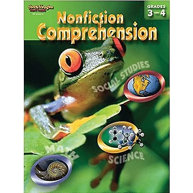 Harcourt Nonfiction Comprehension Book, Grades 3rd - 4th