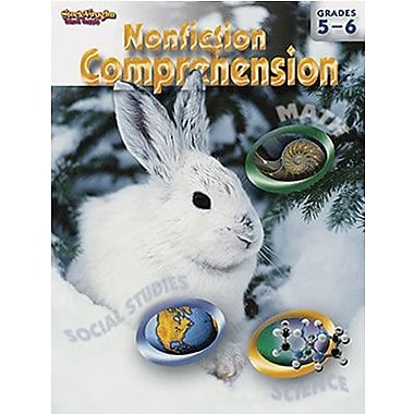 Harcourt Nonfiction Comprehension Book, Grades 5th - 6th