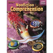 Harcourt Nonfiction Comprehension Book, Grades 6th - 8