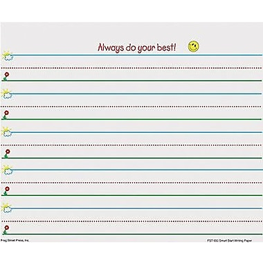 Frog Street® Smart Start Handwriting Paper, Grades Kindergarten - 1st, 360 Sheets