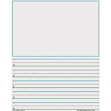 Frog Street® Smart Start Handwriting Story Paper, Grades 1st - 2nd, 360 Sheets