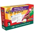 Educational Insights® Hot Dots® Reading Comprehension Card Kit, Noting and Recalling Details