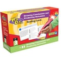 Educational Insights® Hot Dots® Reading Comprehension Card Kit, Drawing Conclusions