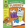 Teacher Created Resources Fluency Activities Book, Grades 1st