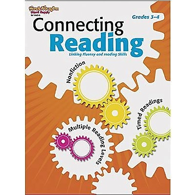 Harcourt® Connecting Reading Book, Grades 3rd - 4th