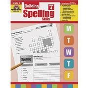 Evan-Moor® Spelling Skills Book, Grades 4th