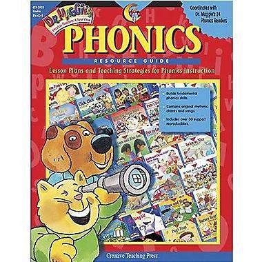 Creative Teaching Press™ Phonics Resource Guide Book