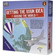 Edupress® Getting the Main Idea - Around the World Game, Blue Level, Grades Pre School - 12th