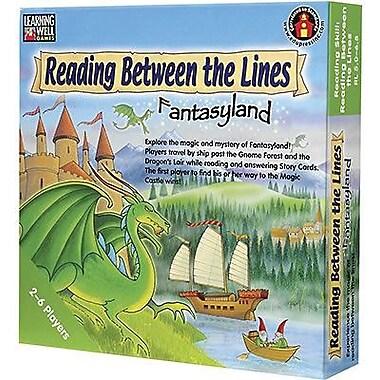 Edupress® Reading Between the Lines - Fantasyland Game, Green Level, Grades 5th - 7th