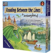Edupress® Reading Between the Lines - Fantasyland Game, Blue Level, Grades 4th - 5th