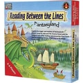 Edupress® Reading Between the Lines - Fantasyland Game, Red Level, Grades 2nd - 12th