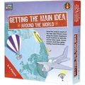 Edupress® Getting the Main Idea - Around the World Game, Red Level, Grades Pre-School - 7th