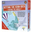 Edupress® Getting the Main Idea - Around the World Game, Red Level, Grades Pre School - 7th