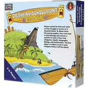 Edupress® Drawing Conclusions - Shipwrecked Game, Blue Level, Grades 5th - 7th
