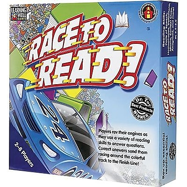 Edupress® Race to Read Game, Blue Level, Grades 4th - 5th