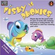 Edupress® Fishy Phonics Game, Beginning and Ending Blends