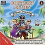 Edupress Context Clues - Pirate Treasure Game, Blue