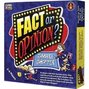 Edupress® Fact or Opinion - Smart Shopper, Blue Level, Grades 3rd - 5th
