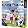 Edupress® Reading For Detail - Championship Soccer Game,