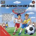 Edupress® Reading For Detail - Championship Soccer Game, Red Level, Grades 2nd