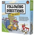 Edupress® Following Directions - Taxi Driver Game, Green Level, Grades 5th - 7th