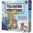 Edupress® Following Directions - Taxi Driver Game, Blue Level, Grades Pre School - 7th