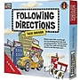Edupress® Following Directions - Taxi Driver Game, Red