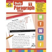 Evan-Moor® Daily Paragraph Editing Book, Grades 3rd