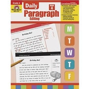 Evan-Moor® Daily Paragraph Editing Book, Grades 4th