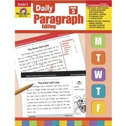 Evan-Moor® Daily Paragraph Editing Book, Grades 5th