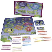 Wiebe, Carlson and Associates® Word Pond II Cards Vocabulary Skills, Grades 4th - 6th