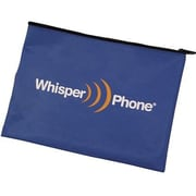 Harebrain Whisperphone® Deluxe Storage Pouch, 12/Pack