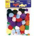 Chenille Craft® Pom Pons, Assorted