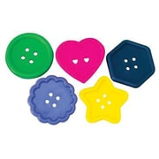 Roylco® Really Big Button, P - 12, 60 Pieces