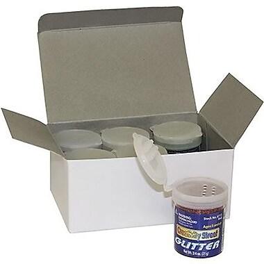 Chenille Craft® Multi-Color Glitter, Assorted