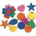 Roylco® Bright Buttons, 1 lbs.