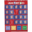 Learning Resources® Language Memory Match Game, Grades Kindergarten - 2nd