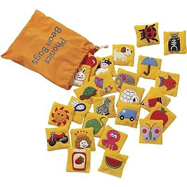 Educational Insights® Phonics Bean Bags, Alphabet Awareness