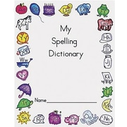 Edupress® My Spelling Dictionary, 25/Pack