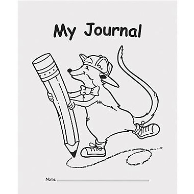 Edupress® My Primary Journal Book, 25/Pack