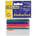 Chenille Craft® Rainbow Cord, 10 Yards